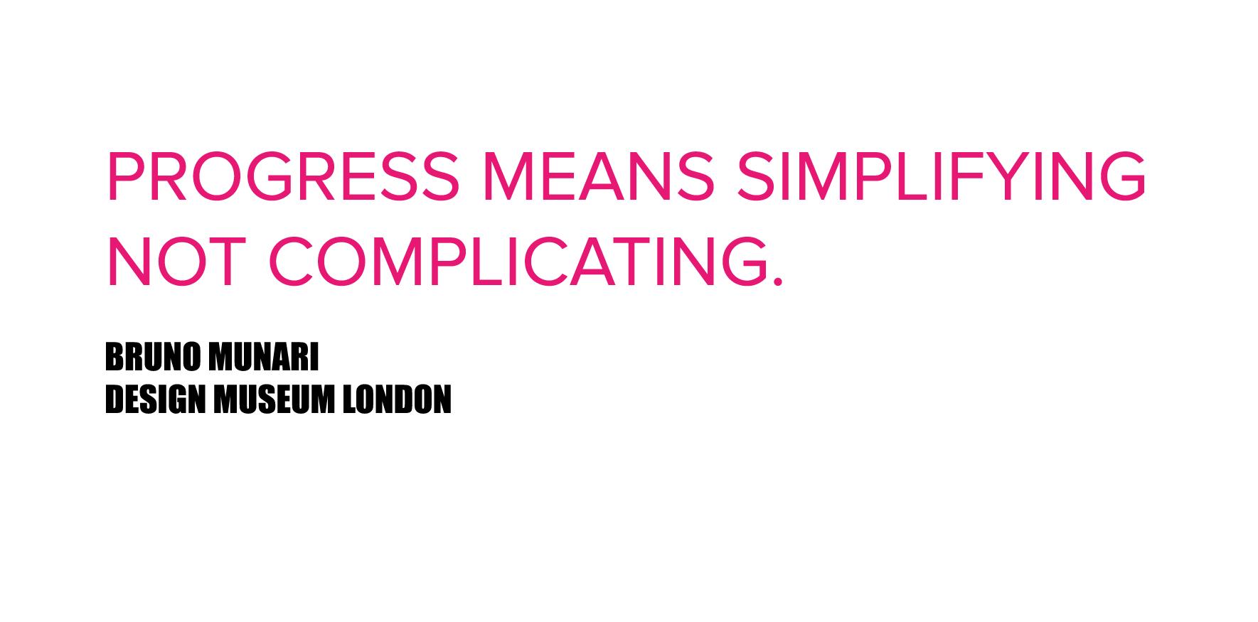 Slogan Simplification